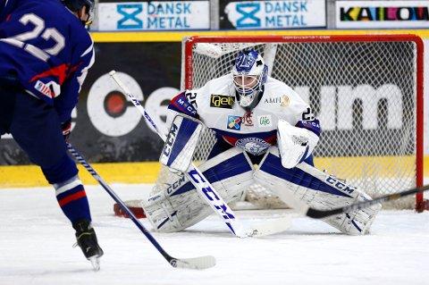 KLAR: Henrik Haukeland er klar til å forsvare Norges ære i OL-kvalifiseringen.