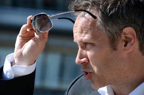 Mer heder? Ordfører Jon-Ivar Nygård har nok en kommunepris i sikte. Nå er Fredrikstad nominert til årets frivillighetskommune.
