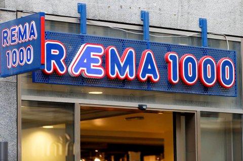 TAPER TERRENG: Flere Rema 1000-butikker miste omsetning i januar.