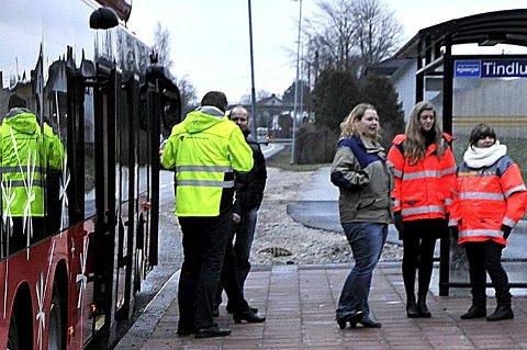 Felles billettsystem: Innbyggerns vil raskt kunne merke fordelen av at kollektivtrafikken i regionen har samme billettsystem, mener de tre ledende Høyre-politikerne i Akershus, Buskerud og Østfold.