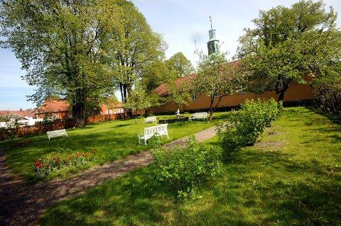 Håper. Arrangøren håper på fint vær slik at Skaperverkets Dag kan arrangeres i Kommandanthagen i Gamlebyen førstkommende søndag.