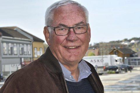 Tor Prøitz fra Fredrikstad har som Høyre-representant i fylketstinget jobbet mest med næringslivs- og samferdselssaker.