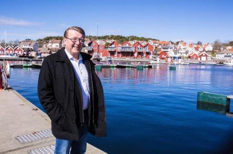 Frp-orfører Eivind Norman Borge kan knapt få uttrykt hvor mye han misliker forslaget om turistskatt.