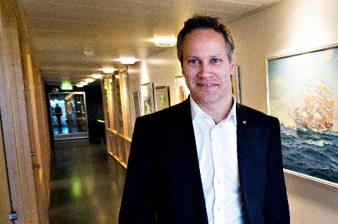 Kastet seg på: Ordfører Jon-Ivar Nygård i Fredrikstad vil prøve ut forslaget. Har heller ikke han tenkt på skattereglene?