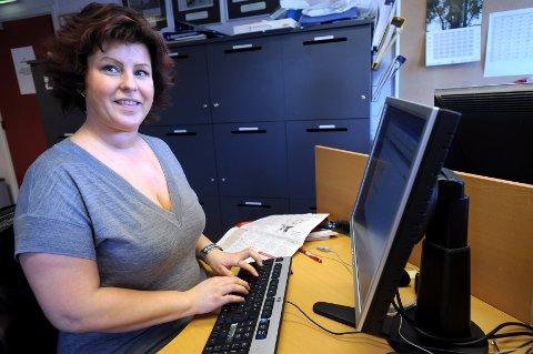 106 ÅR MED DRESS: Først i 2007 fikk Fredrikstad sin første kvinnelige ordfører, Eva Kristin Andersen (Frp).