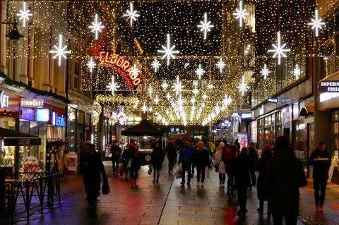 Bytteordning: Seks av ti bytter julegaver, men påse at giveren har inkludert byttelapp. (Arkivfoto)