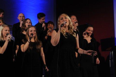 20. oktober synger gospelkoret Reflex på Verdensspeilet.