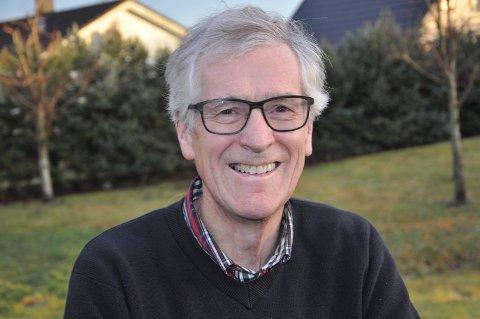KRUMTAPP: Ingvar Lyche er primus motor i Furulydagene i Råde.