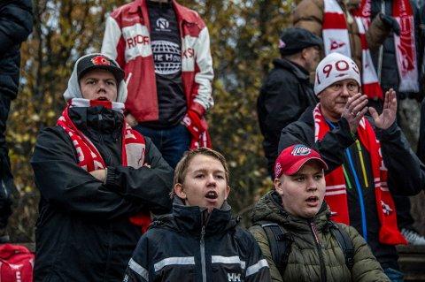 MANGE NEDTURER: Joacim Jonsson frykter at FFK ikke lenger har den samme oppbakkingen hos byens befolkning.
