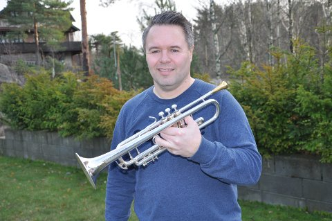 MUSIKK Kenneth Angeland er et meget kjent ansikt i korps- og musikkmiljøet i Fredrikstad-distriktet.