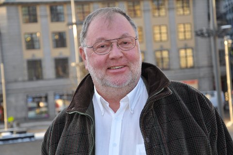 Ove Virik Jørgensen forklarer sine islamkritiske innlegg med at han er bekymret for fremtiden til Norge. Han synes ikke innleggene er over grensen.