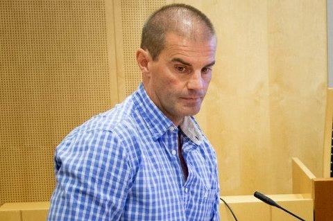 MÅ BETALE: Morgan Andersen må betale 250.000 kroner til sin tidligere advokat, Per Danielsen.