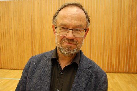 Magne Aasbrenn fortsetter som leder i Noregs Mållag.