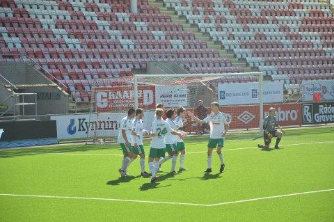 Ny sesong her: Kråkerøy ILs A- og rekruttlag må også denne sesongen spille hjemmekamper på Fredrikstad Stadion.