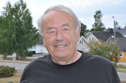 EGENSKAPER: Arne Nyhaug er engasjert, ærlig, pratsom, og har en stor vennekrets.