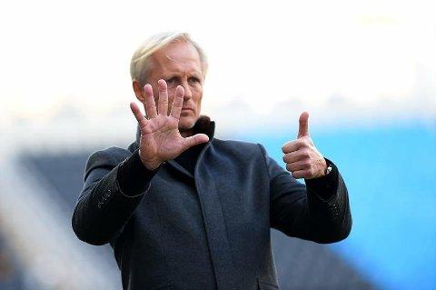 HAR SANSEN: Jørn Andersen mener Thomas Rekdal vil få alle muligheter til å ta nye steg i Mainz.