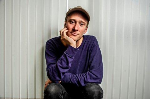 NY LÅT: Andreas «Humle» Humlekjær slipper singelen «Tårer» fredag 15. mai.