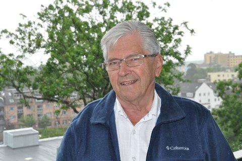 EVNE OG UTRUSTNING: Geir Harald Johannessen var en fremragende predikant og skribent.