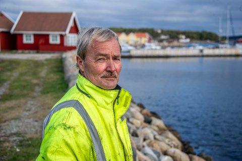 Her vil Harald Lorentzen  utvide med 140 nye båtplasser. Han fikk nei av rådmannen,  men politikerne snudde saken til ja. Men så kom Borg Havn og sa nei. Lorentzen svarer med at han om nødvendig er innstilt på rettssak.