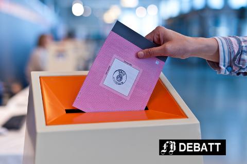 Stadig færre deltar i demokratiet. – Østfold og fylkene i sørøst-Norge kommer dårlig ut, skriver Mathias Slettholm.