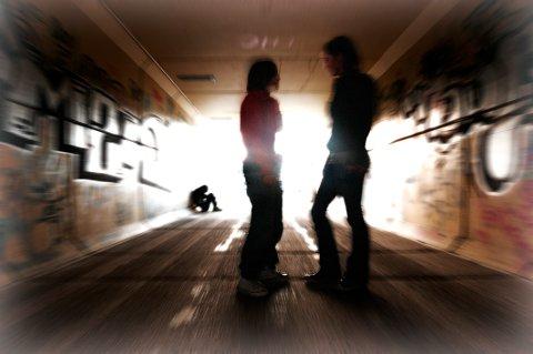 Bekymring for ungdom: Flere unge med rusproblematikk er noe av årsaken til økning i meldingene til barnevernet.