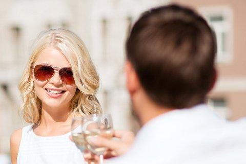 I mindretall: I Fredrikstad er det bare 17 prosent av beboerne mellom 17 og 44 år år som er single.