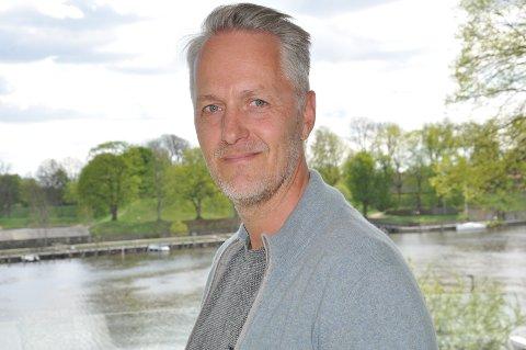 MÅLBEVISST: Anders H. Lier har et brennende ønske om å gjøre verden bedre. – Det er også mitt ansvar, sier han.