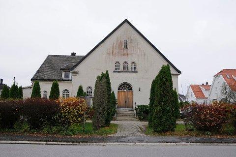 IKKE I BRUK: Det har gått over et år siden gamle Seiersten misjonshus ble solgt til den islamske foreningen Masjid Darussalam, men de nye eierne har fremdeles ikke tatt i bruk lokalene.