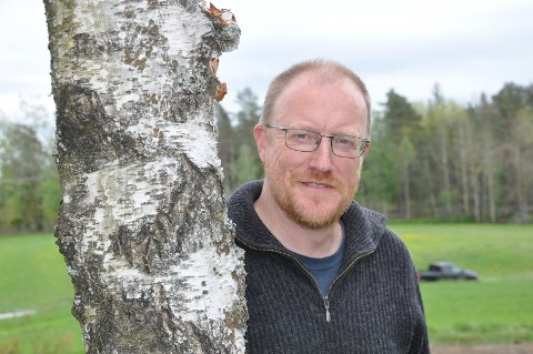 KJENNSKAP: Jeg har stor tro på allsidighet, og prøver å lære meg så mye jeg kan om litt for mange ting, smiler Rune Aae.
