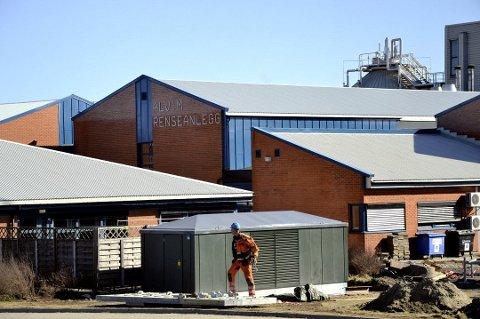 Kan bli nedlagt: Fredrikstad og Sarpsborg ser på løsninger hvor all kloakkrensing i Nedre Glomma kan skje på Øra, i så fall vil Sarpsborgs anlegg på Alvim  bli nedlagt. (Arkivfoto: Svein A. Halvorsen)