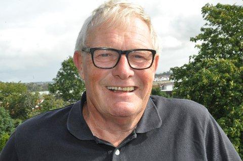 PROFILERT: Georg Mørck er en engasjert person, som er tydelig på sitt ståsted og sine meninger.