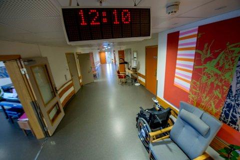 Ingen smittet: Det er ikke registrert noen korona-smittede pasienter på noen av sykehjemmene i Fredrikstad.