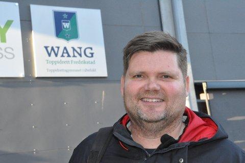 LÆRER: André Jauert har vært ansatt ved Wang Toppidrett siden oppstarten i 2002.