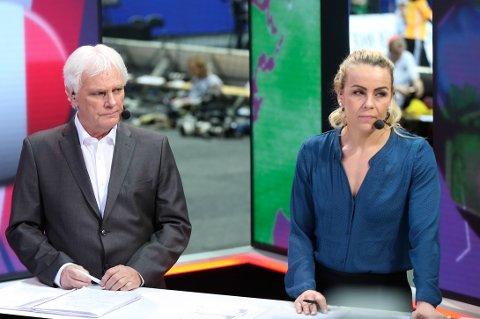 Frode Kyvåg er gjest i studio når FBTV teller ned til kampstart mellom FBK og Sola.