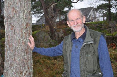 SKAPER: Øyvind Hofstad er glad i mennesker og har et gründerhjerte, men må ha andre til å overta når ting er på gang.