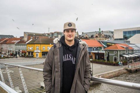 Andrew O'Briens tid i SHL-klubben Oskarshamn er over etter at han hadde alkohol i blodet etter en biltur.