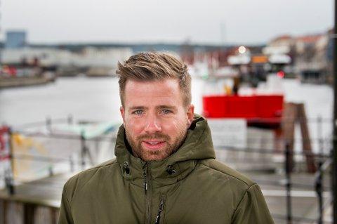 Aalesund blir neste stoppested i Simen Rafns fotballkarriere.