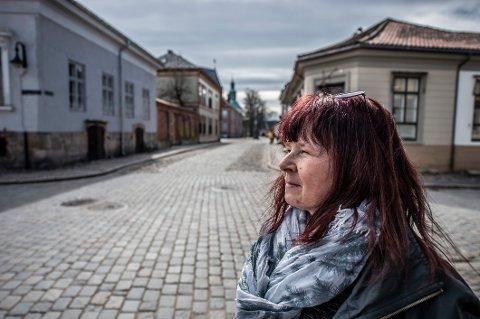 Maya Nielsen, daglig leder i Visit Fredrikstad & Hvaler, er skuffet over anbefalingen til formannskapet om å si nei til å støtte et planlagt prosjekt med 1,5 millioner kroner fra næringsfondet.