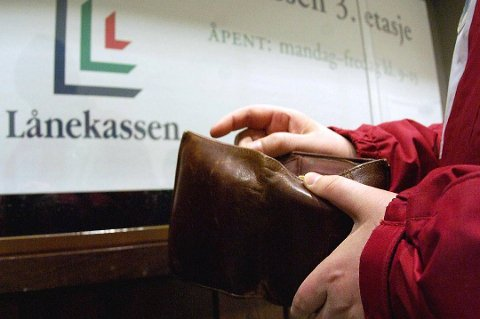 – Dettte hjelper på likviditetsbehovet på kort sikt, sier Nina Schanke Funnemark, administrerende direktør i Lånekassen.
