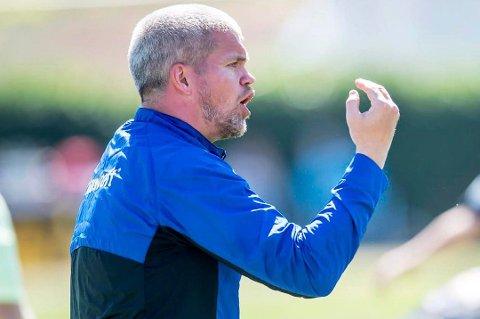 BLIR TIL-TRENER: Gaute Helstrup overtar som Tromsø-trener.