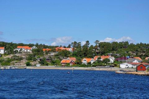 Hvaler står sterkt som destinasjon i folks bevissthet, sier megler Gunnar Stavlund.