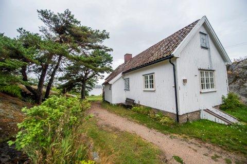 SAMBRUK: Oslofjordens Friluftsråd kan tenke seg å benytte Pynten når skolen har fri og stedet likevel står tomt.