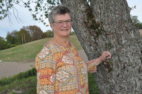ENGASJERT Astrid Bjørk Andreassen er en tydelig person, med et brennende engasjement for familie, venner, misjon og menighet.