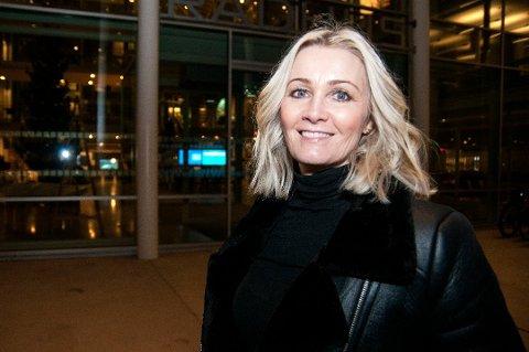 FORTVILET: Kvinneforumsleder i Troms og Finnmark Høyre, Anne Berit Figenschau, er fortvilet over hele Hurtigruta-situasjonen.
