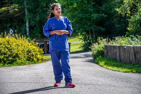 Mange ble forskrekket da helsefagarbeider Malini Jeyaranjan i Fredrikstad kommune og flere andre innbyggere fortelle om rasismen de opplever på jobb for noen uker siden. Historiene førte til at rasisme er blitt tema i  helse- og velferdsutvalget.
