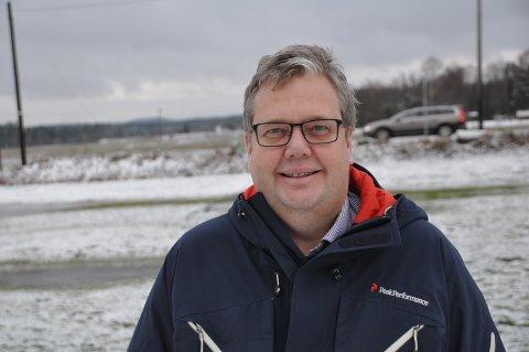 TROFAST: Åge-Christoffer Lundeby har jobbet de siste 20 årene i NSB, nå VY.