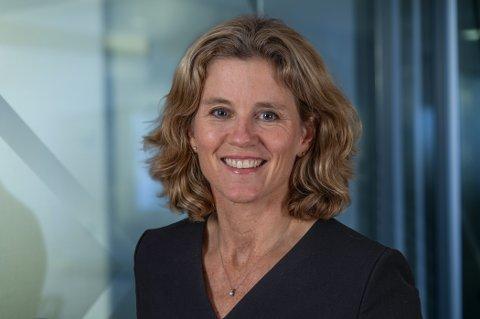 Kommunikasjonsdirektør Charlotte Knudsen i Bewi sier at selskapet ikke har planer om store endringer ved fabrikken i Fredrikstad.