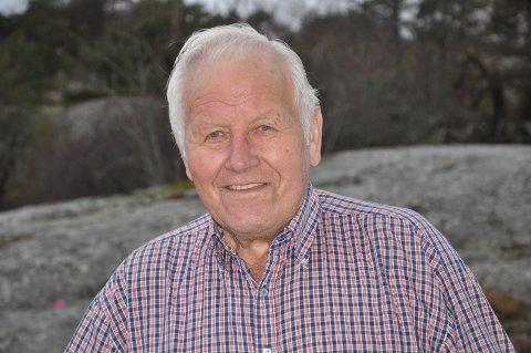 UTADVENDT: Arnt Johansen var et sosialt menneske, som likte å snakke med folk.