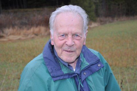 KJENT: Arne Bjørnebekk var en kjent person i Råde-bygda.