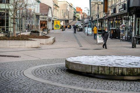 Planen for å normalisere hverdagen i Fredrikstad og resten av landet, legges frem umiddelbart etter påske.